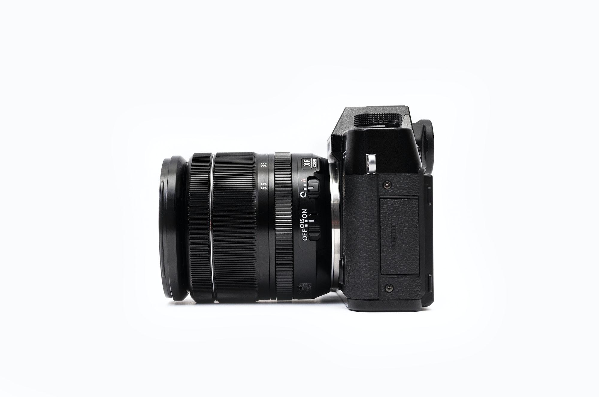 Fujifilm X-T10 – Side View