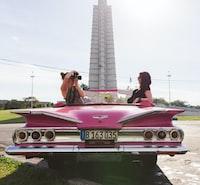 Pink Impala 2