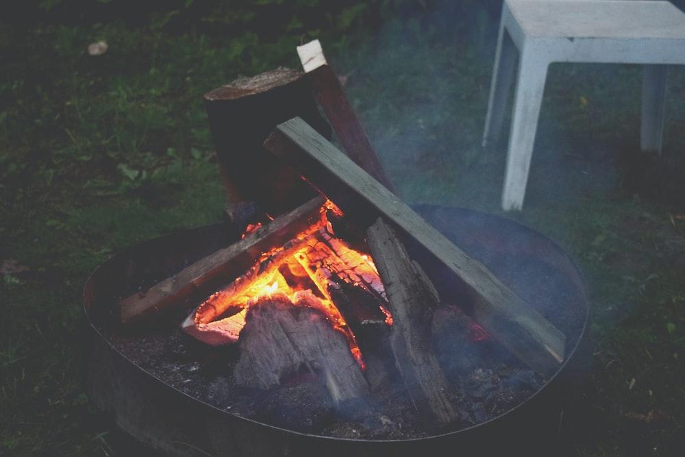 bonfire outdorrs