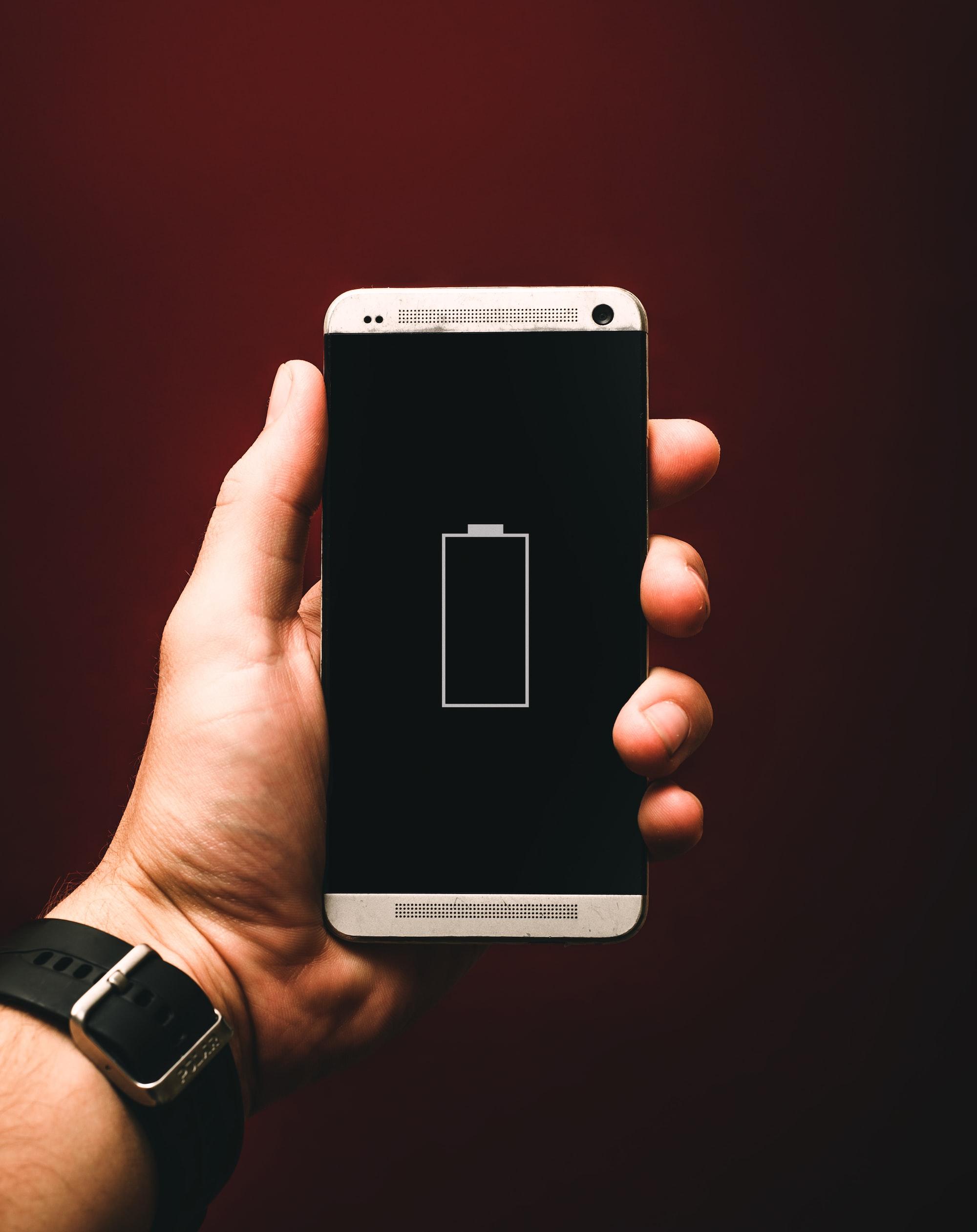 Zima - postrach mobilních telefonů