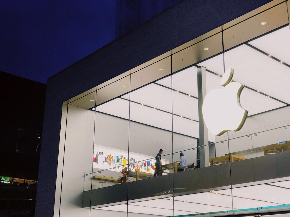 Apple Company building