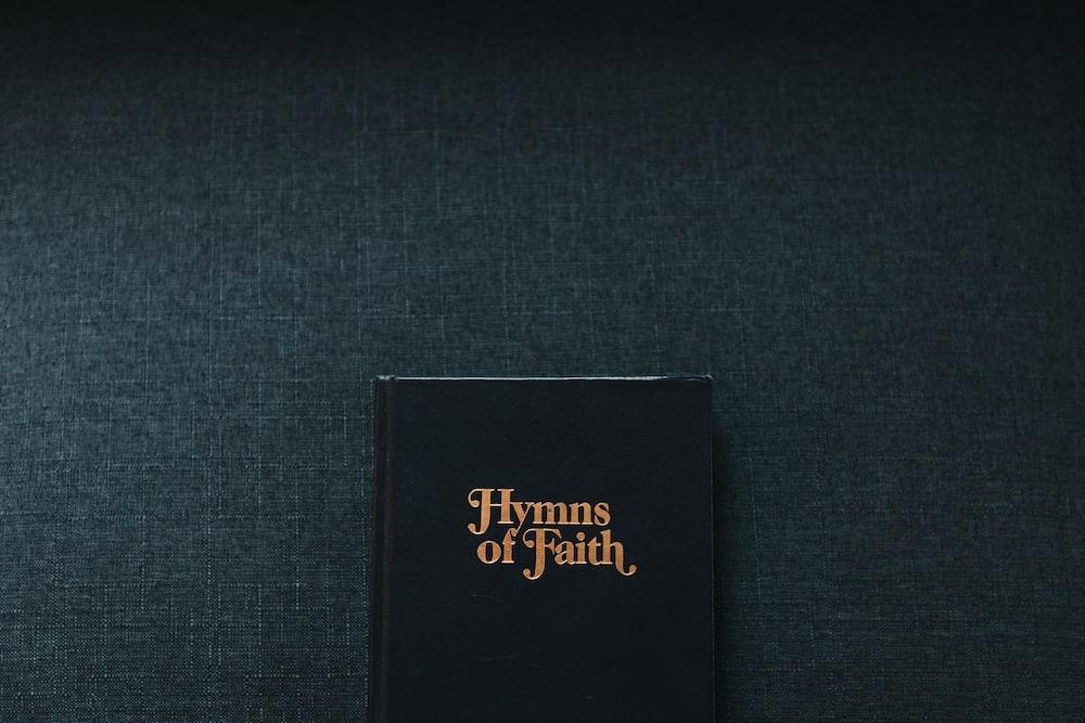 Hymns of Faith book