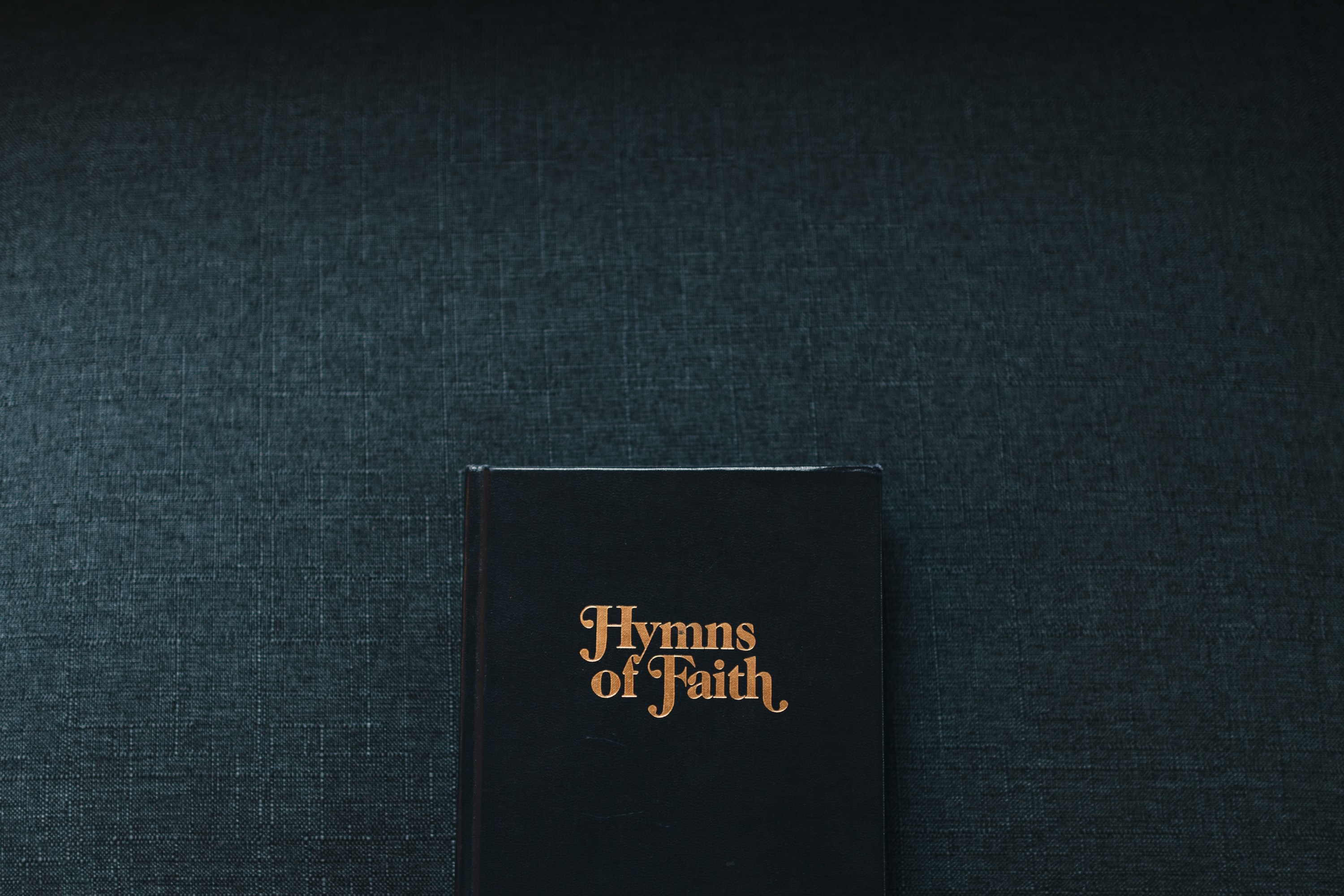 Hymns of Faith book