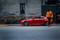 My friend writes for a magazine - reviews of cars and watches. Lexus Canada gave him this Lexus RC300 AWD FSport for a week and we decided it would be a good idea to take some cool pictures of it.
