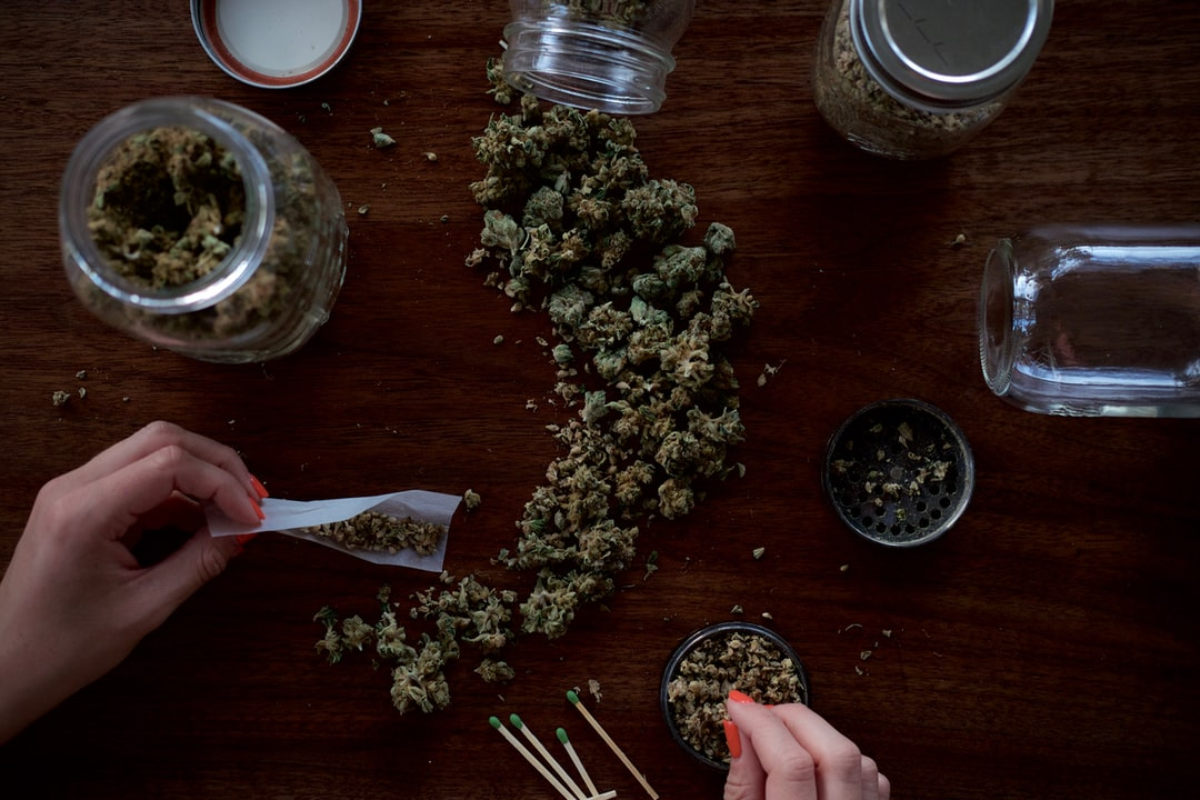 This was a new website launch that I have helped with called What Ails You. Destigmatization through the education of cannabis.
