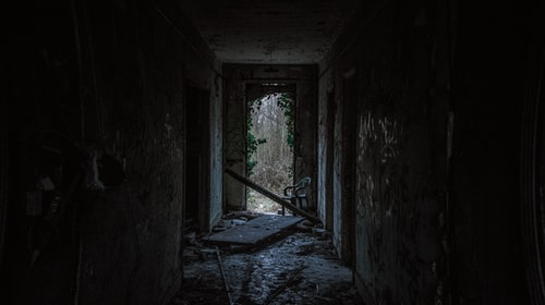 Phasmophobia - A Horror Game