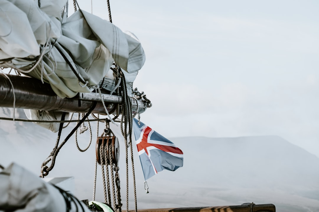 On deck of the Opal Schooner with North Sailing