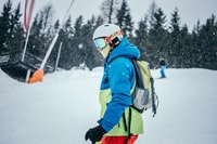 Fresh snow, nice goggles, and few people! The best conditions!