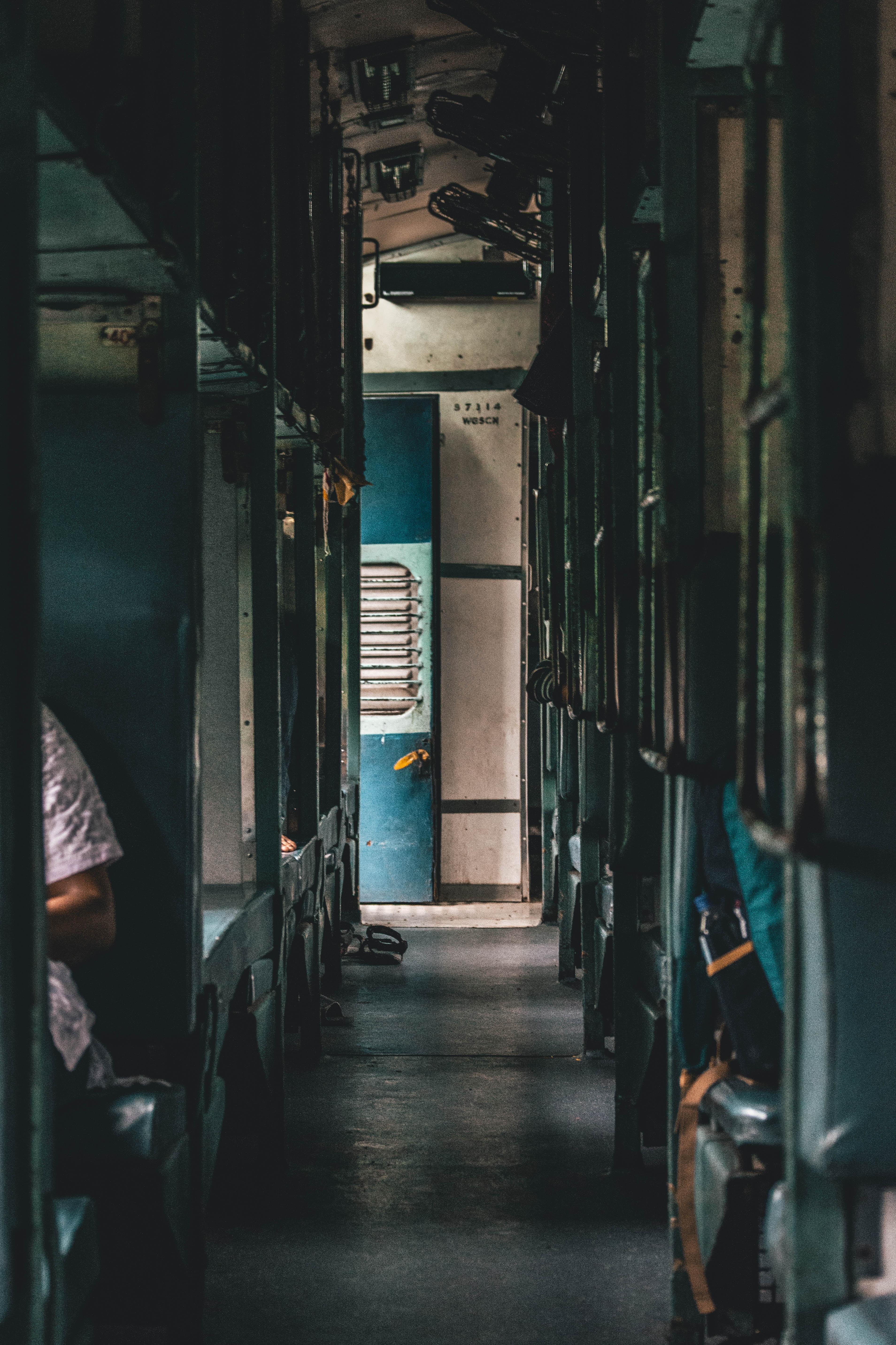 train chairs