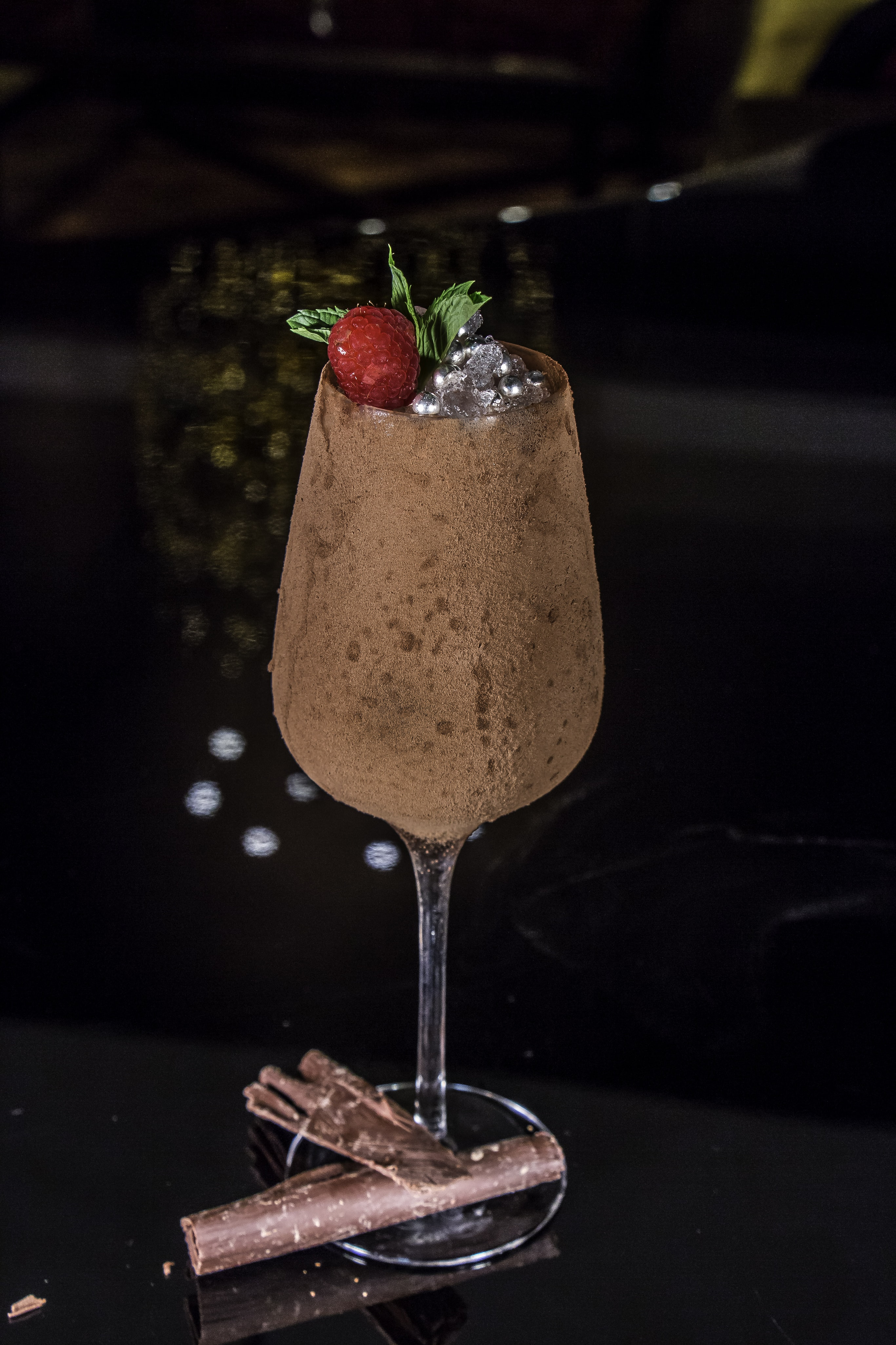 Gallery Image 11 - Chocolate cocktail