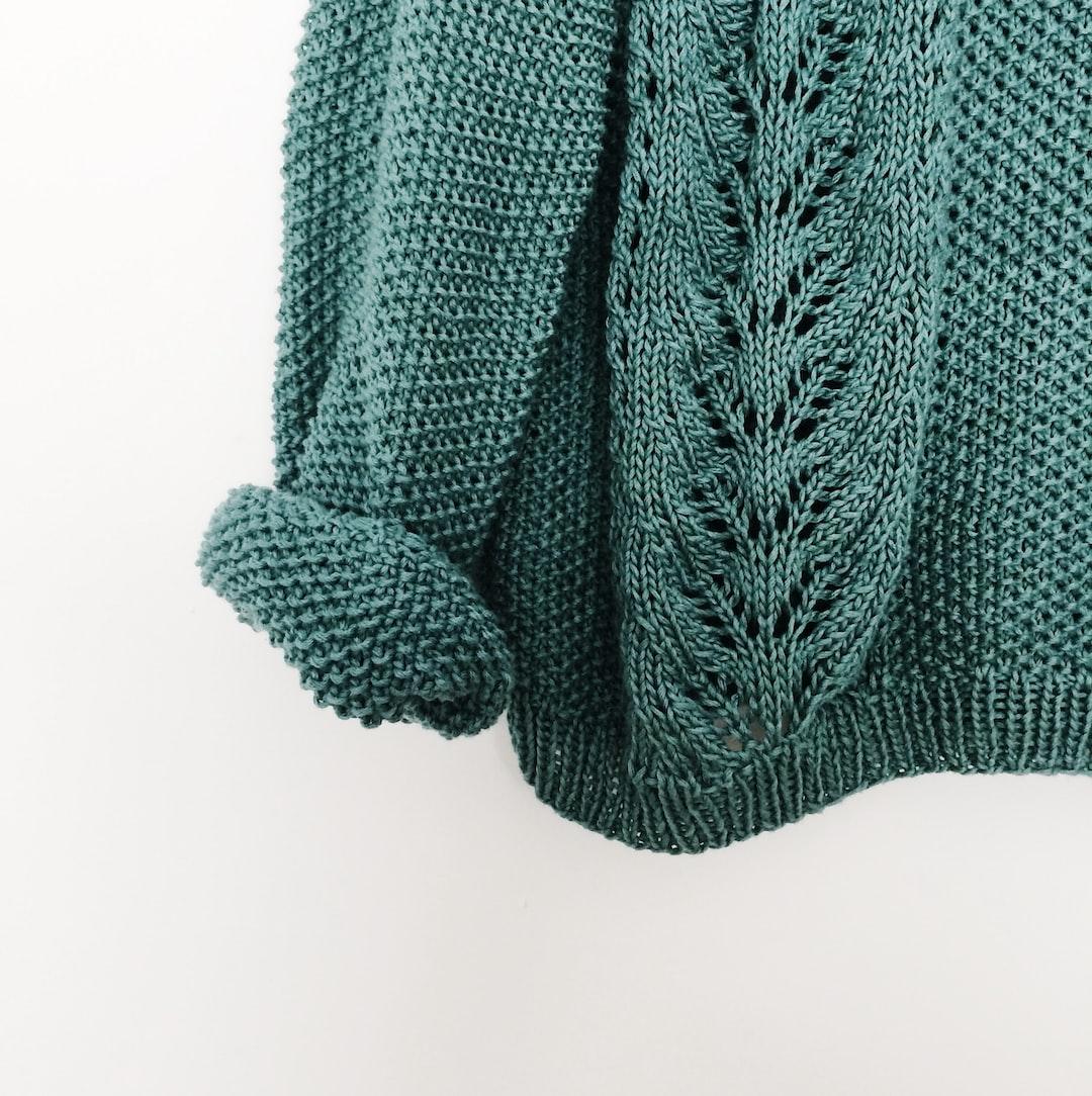 Aerosmith sweater