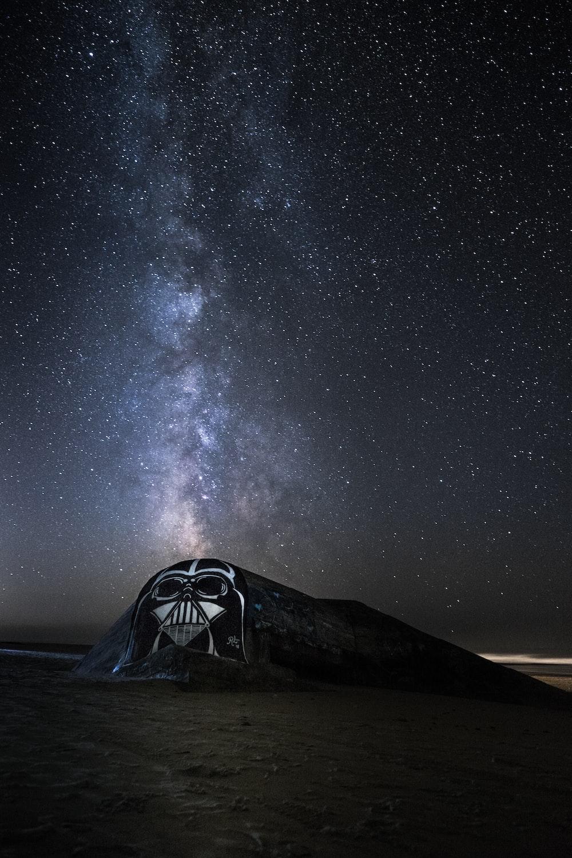 Star Wars Darth Vader digital wallpaper