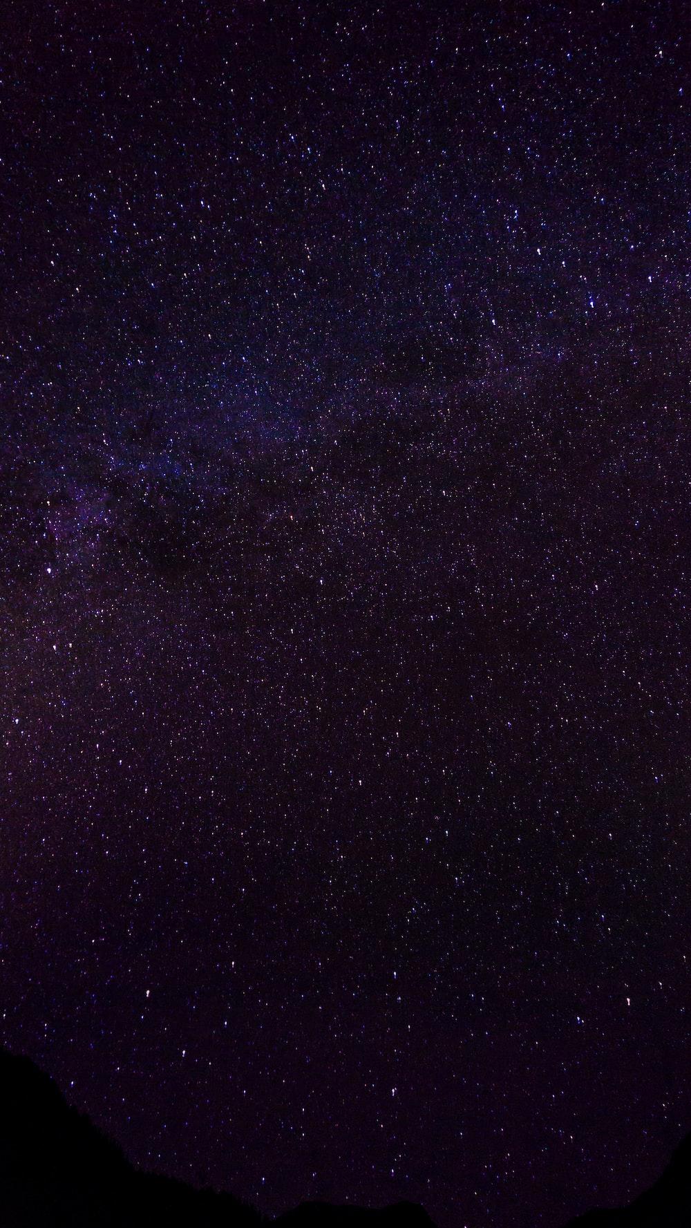 purple galaxy wallpaper photo – Free Black Image on Unsplash