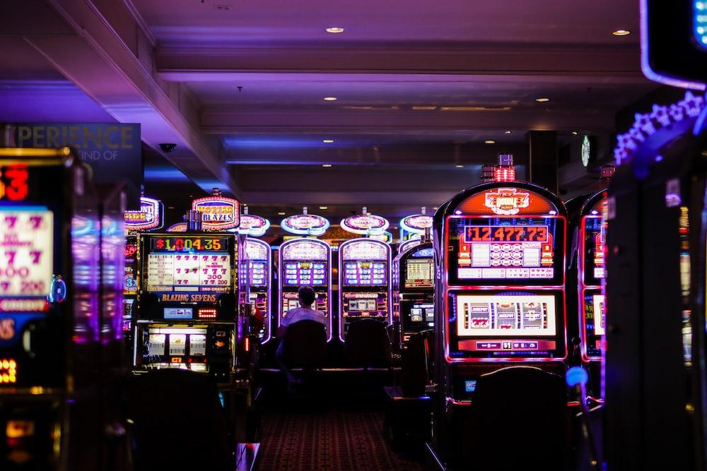 assorted arcade machine lot