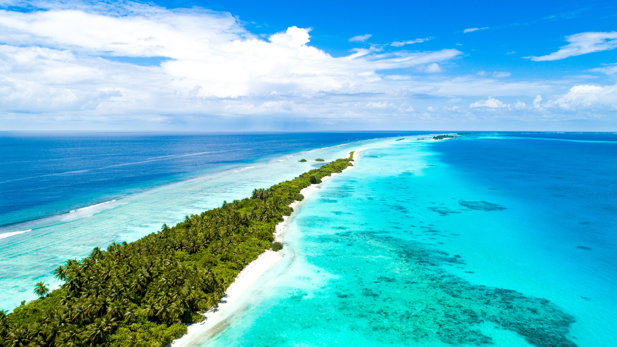 Stunning white-sand beaches and an amazing underwater world make Maldives an obvious choice for a true holiday of a lifetime.