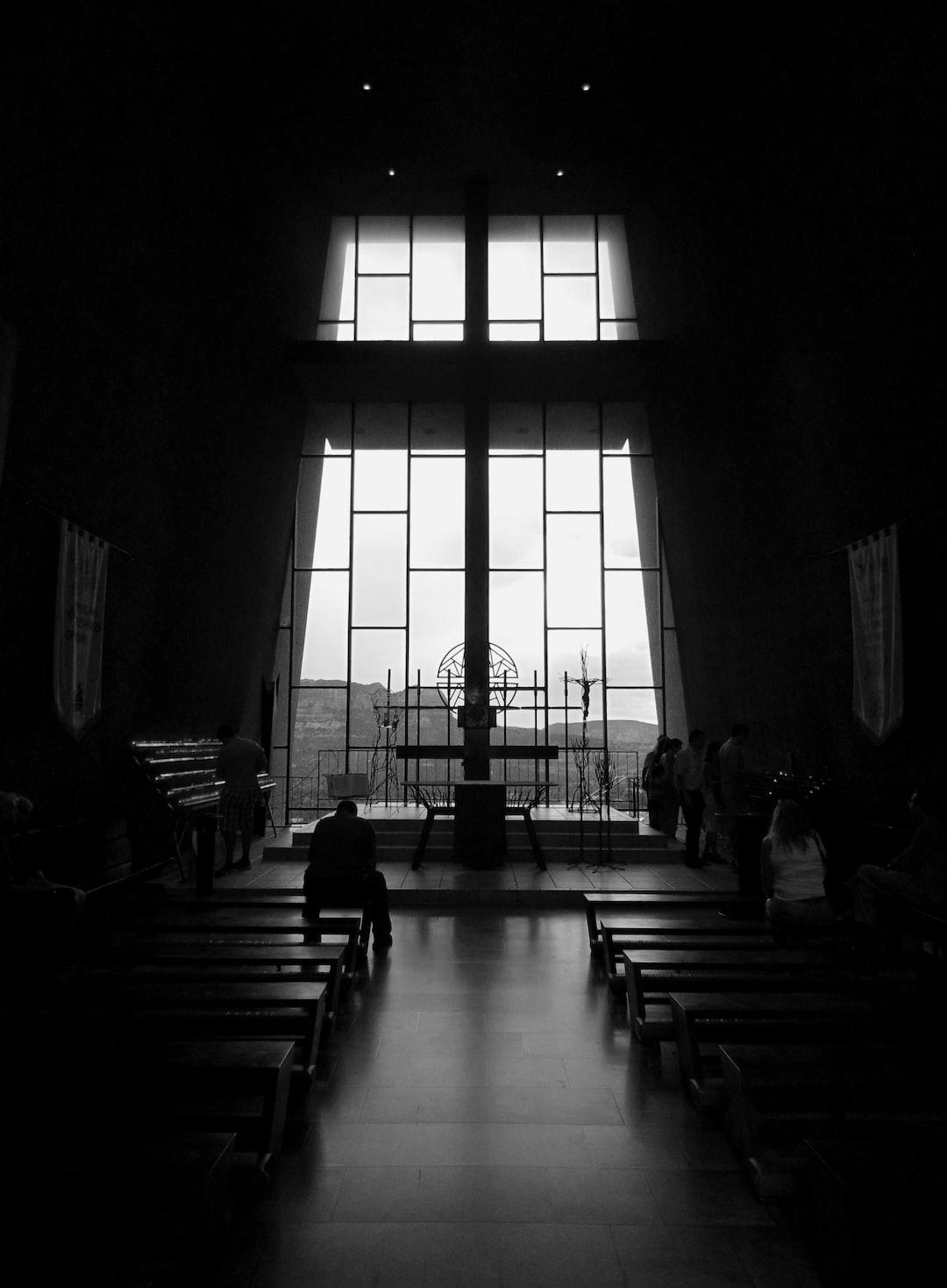 Beautiful chapel in Sedona, AZ.