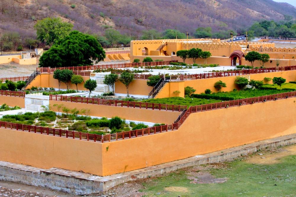 Image result for amer fort kesar kyari and dil aram garden