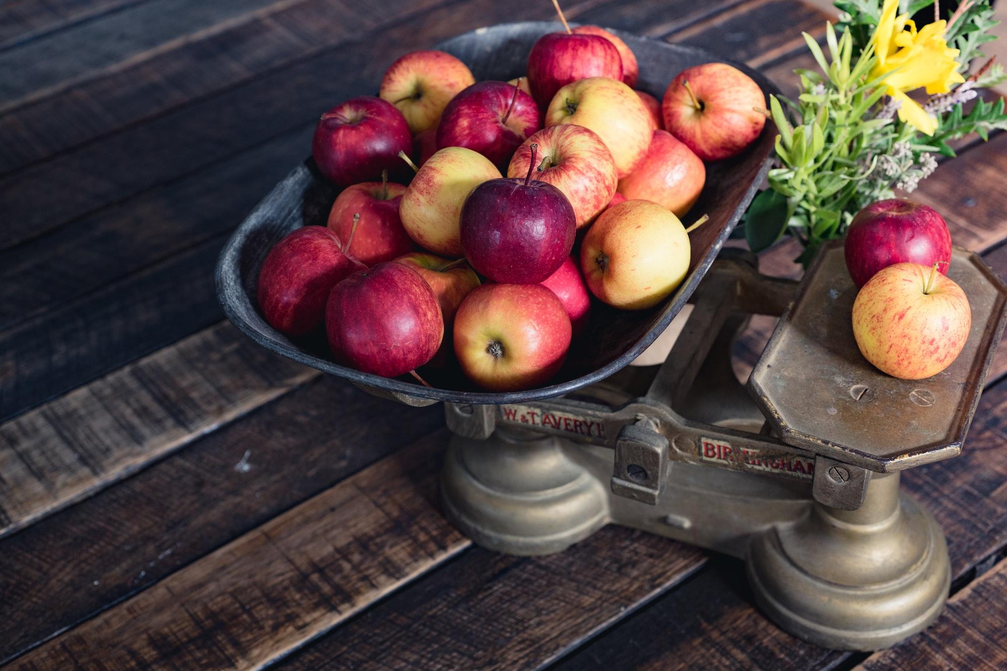 Tasmanian Apples