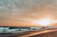 Soft sunsets