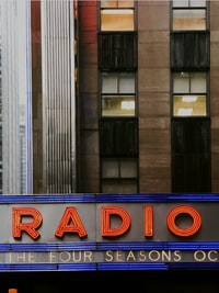 Radio building