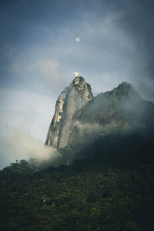 Rio De Janeiro Jesus monument