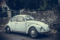 So Happy to find another iconic vw beetle. This one lives in Greece in Peloponese Arcadia