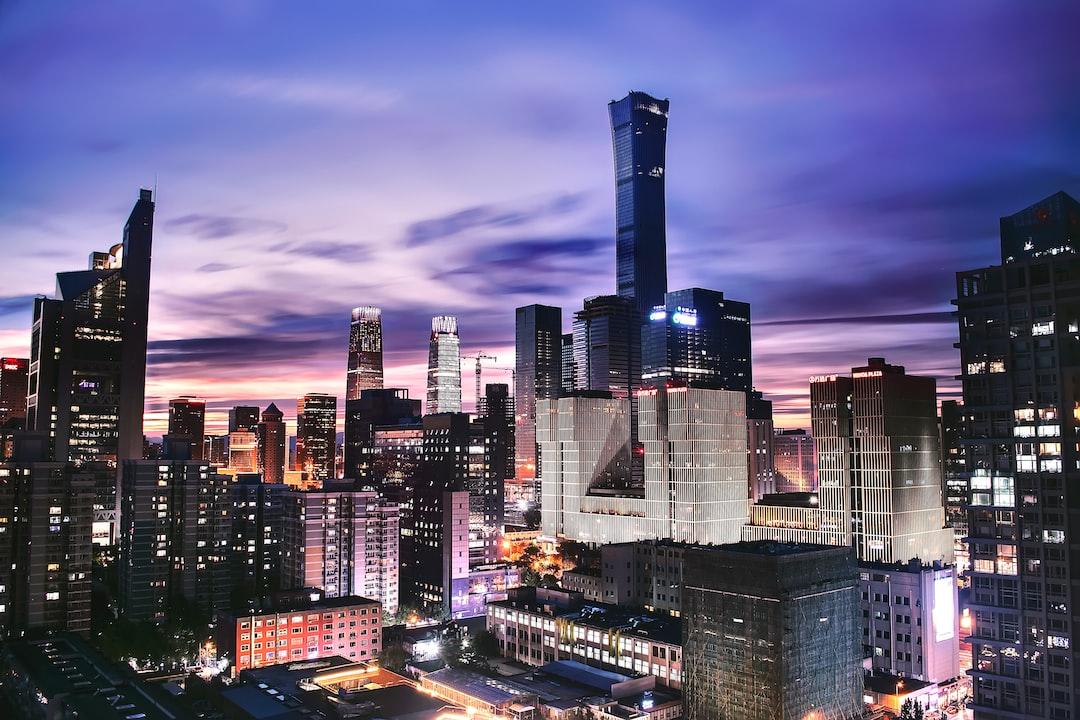 城市与建筑#北京