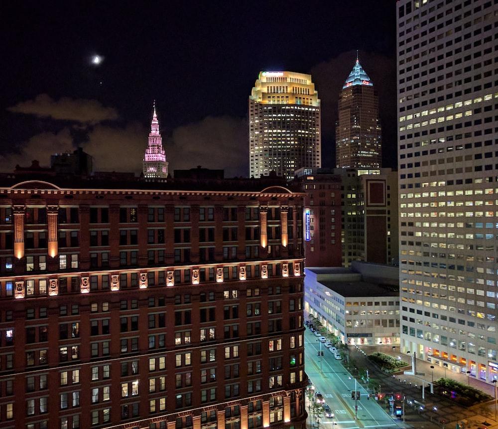 Downtown Cleveland | HD photo by Igor Oliyarnik (@igorius