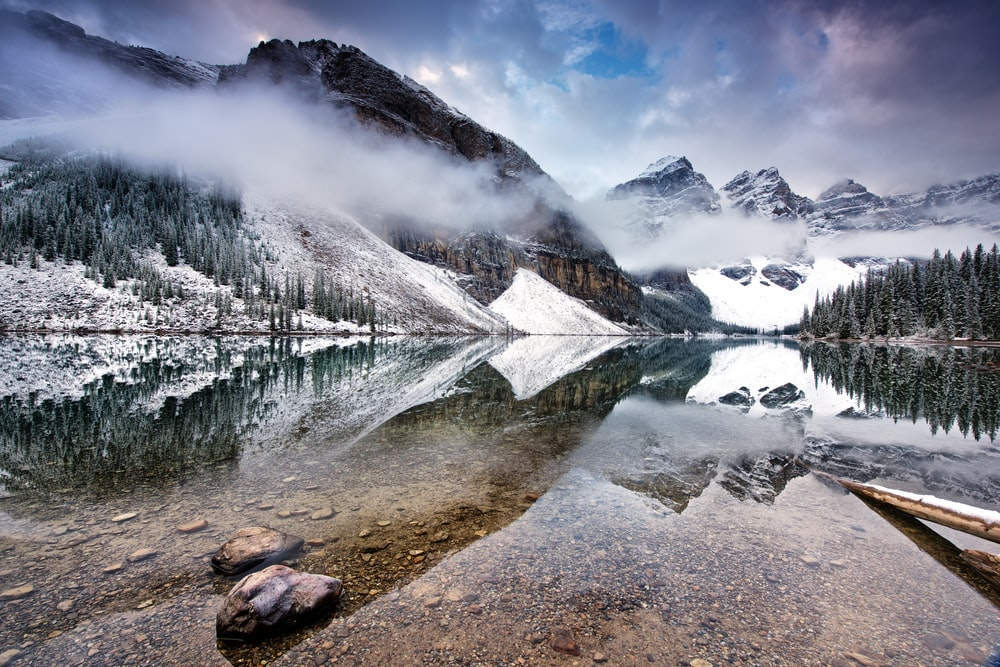 Moraine Lake Lodge Lake Louise Canada Pictures Download