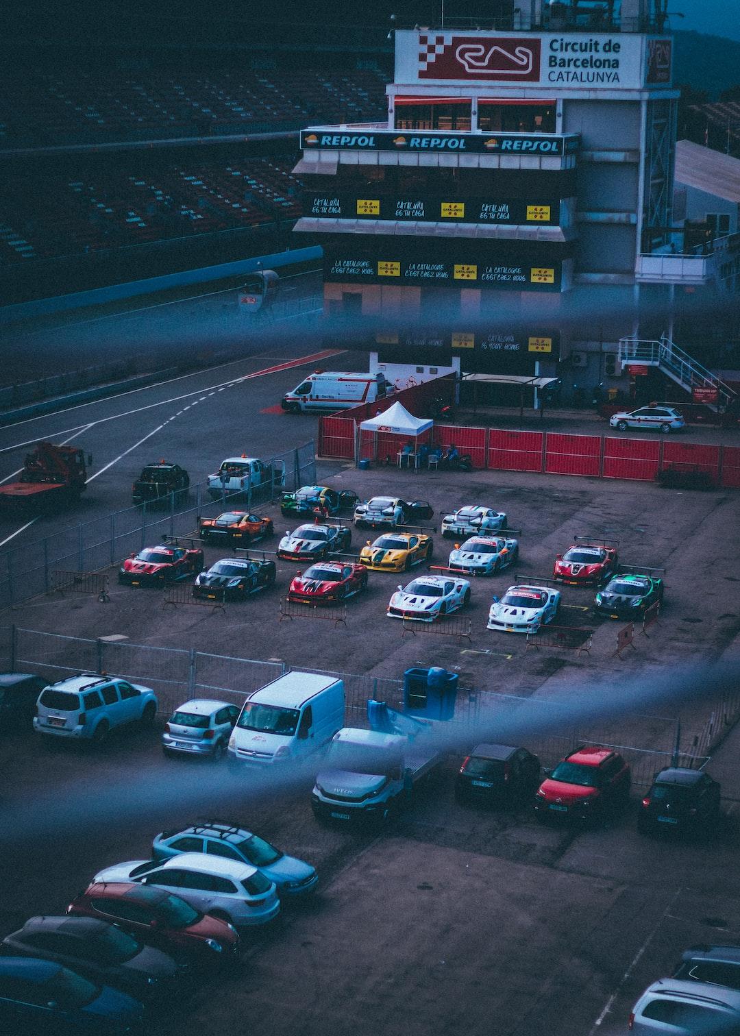 Ferrari Challenge Barcelona '18