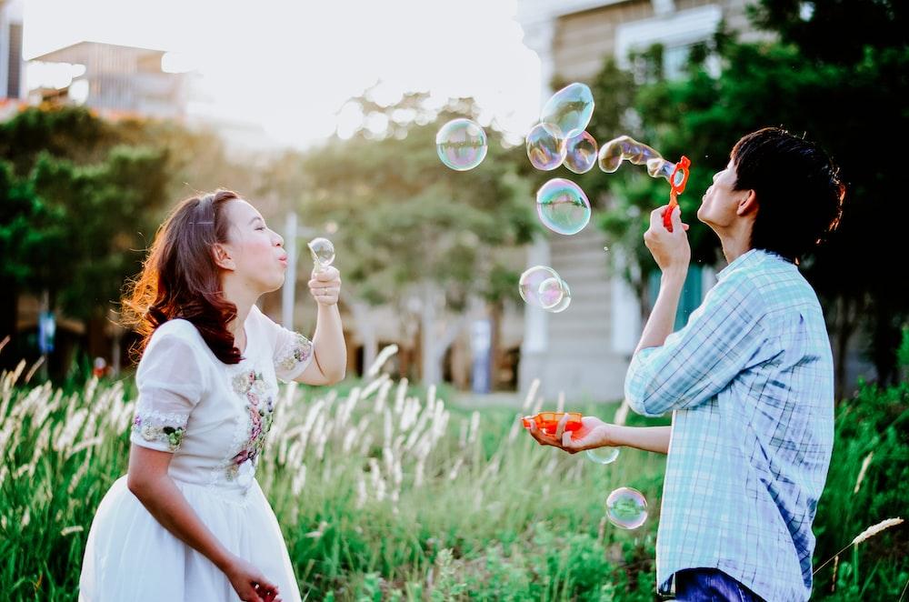 Bubble Theme Party: Favors