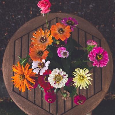 3893. Virágok