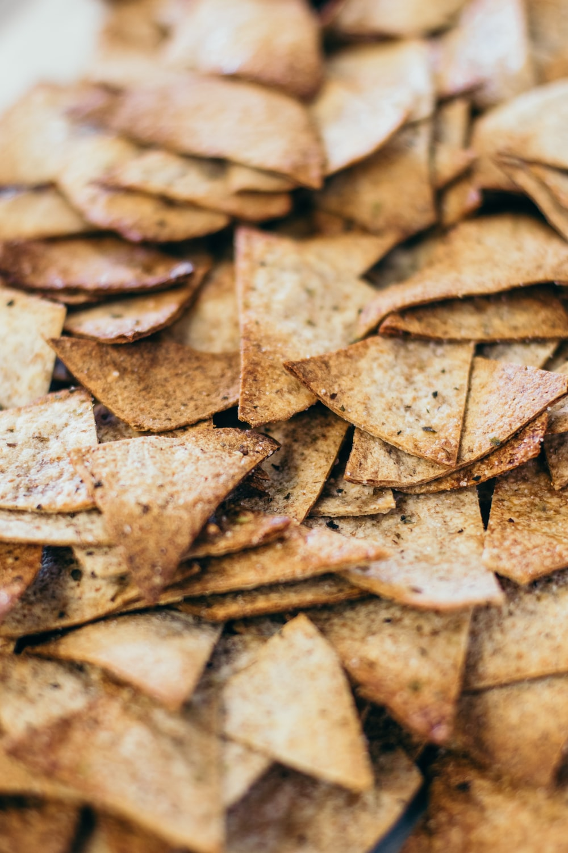 brown chip lot