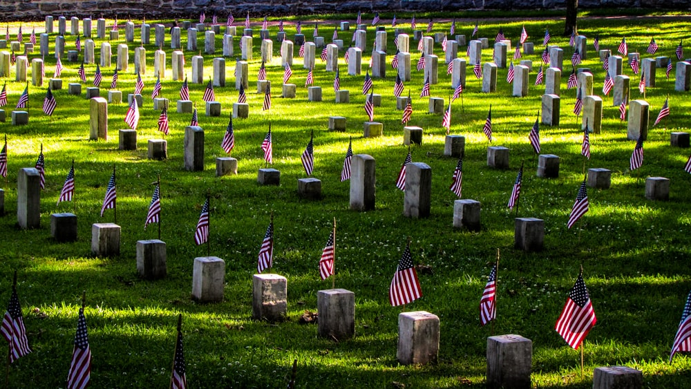 USA cemetery