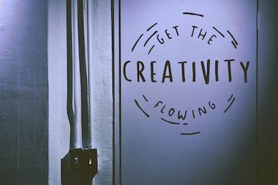 creativity flowing advertisement creativity teams background