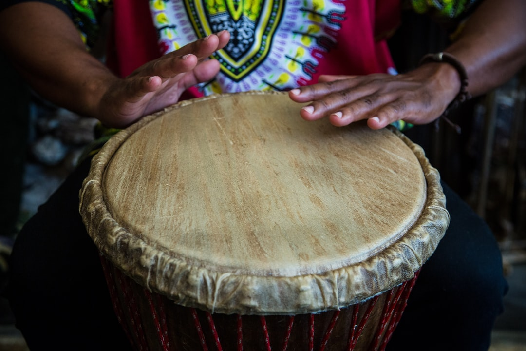 I did a photo shoot for my friend Aaron Vereen to promote his music and drumming workshops.