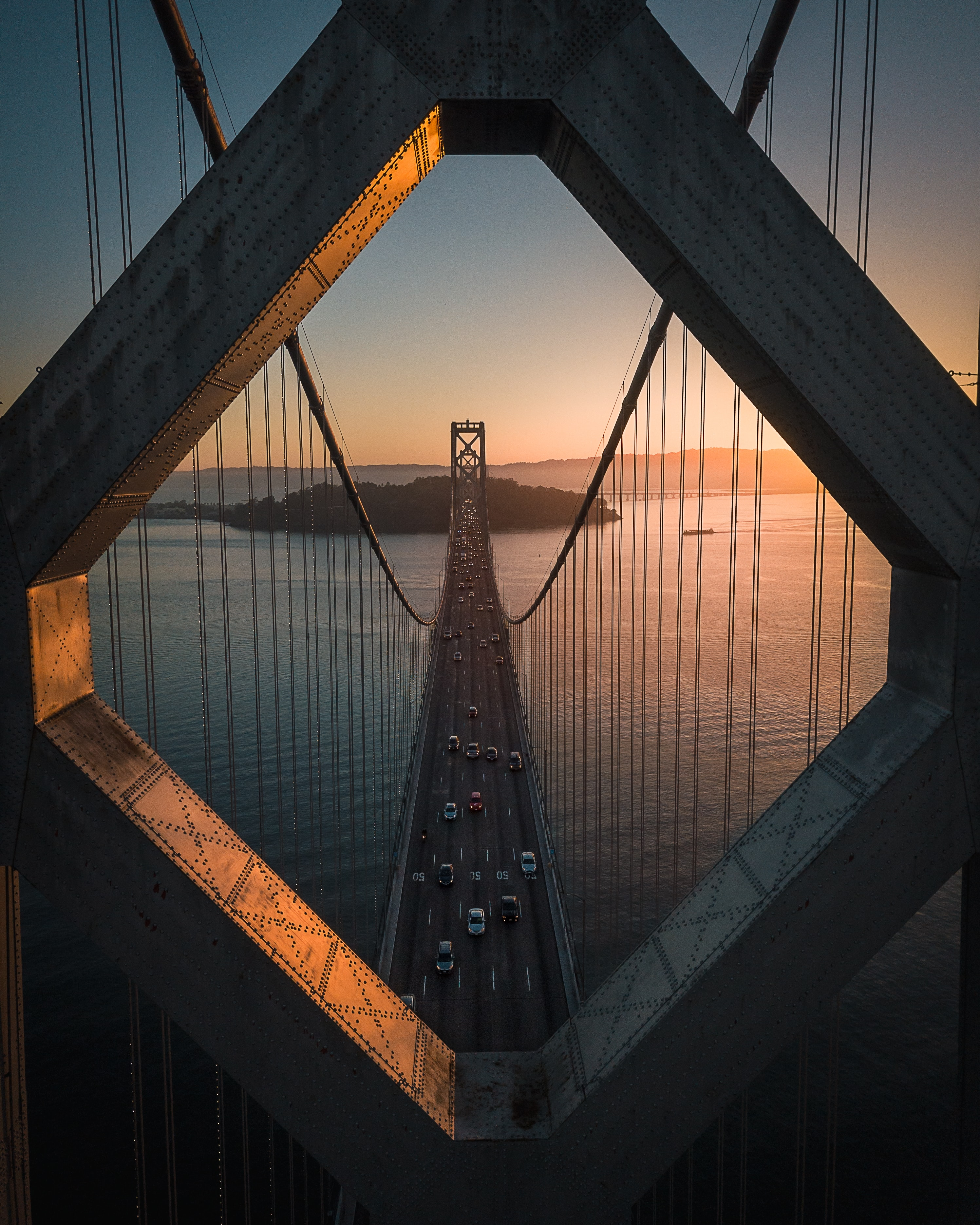 San Francisco – Oakland Bay Bridge, United States
