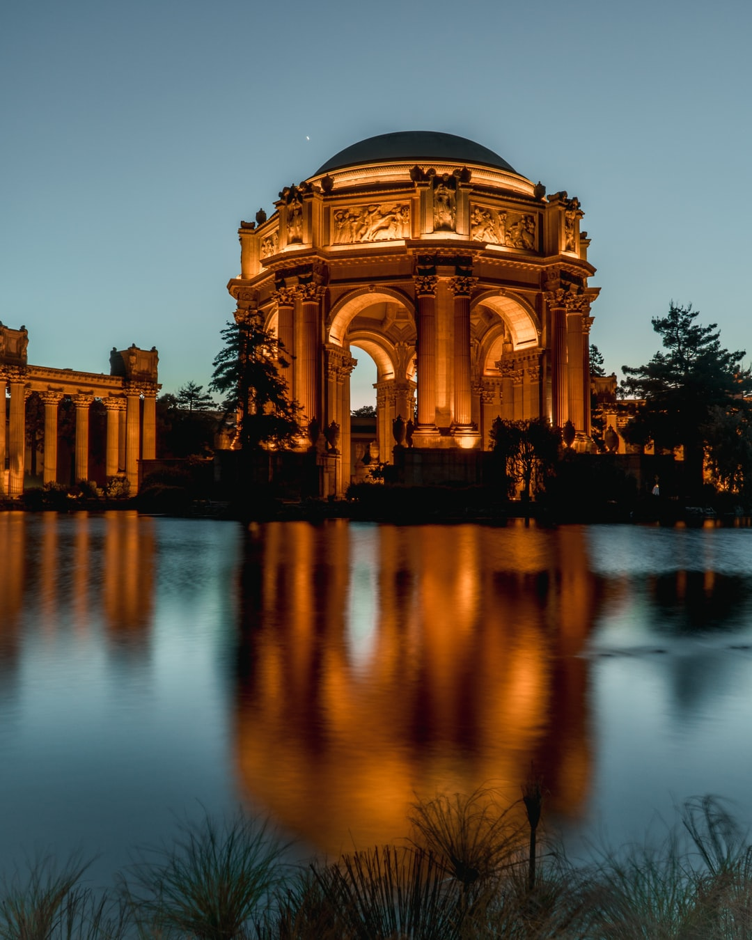This is one of my favorite spots, not just to capture photos, but also to relax and admire the amazing architecture and incredible grounds. It is often very quiet during the mornings, which is my favorite time to get out and about. There is no shortage of amazing places to photograph in San Francisco.