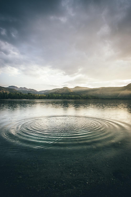 landscape of a lake