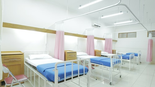 Psych Hospitals