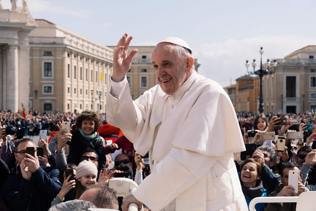 "Pope John Paul II was named an ""Honorary Harlem Globetrotter"" in 2000."