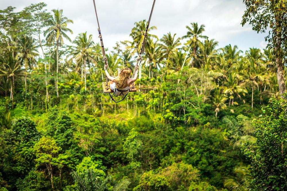 Bali swing, Things to do in Bali in November