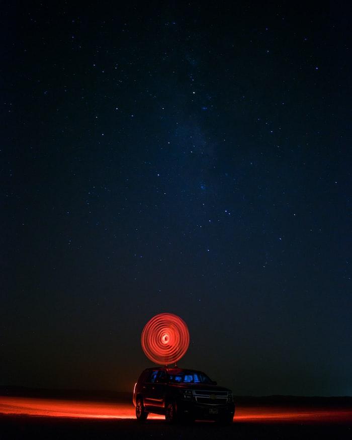 Night safari in dubai