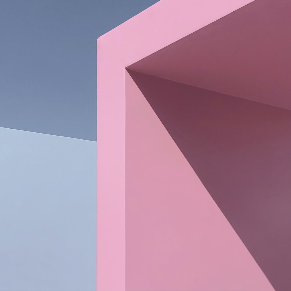 pink wall paint