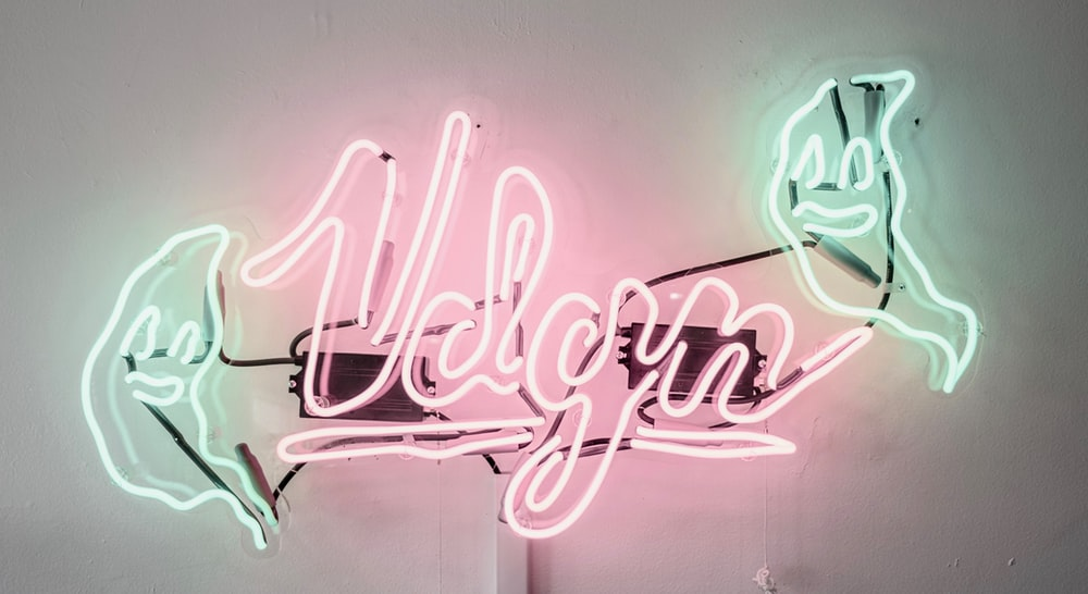 White Neon Signage Photo Free Los Angeles Image On Unsplash
