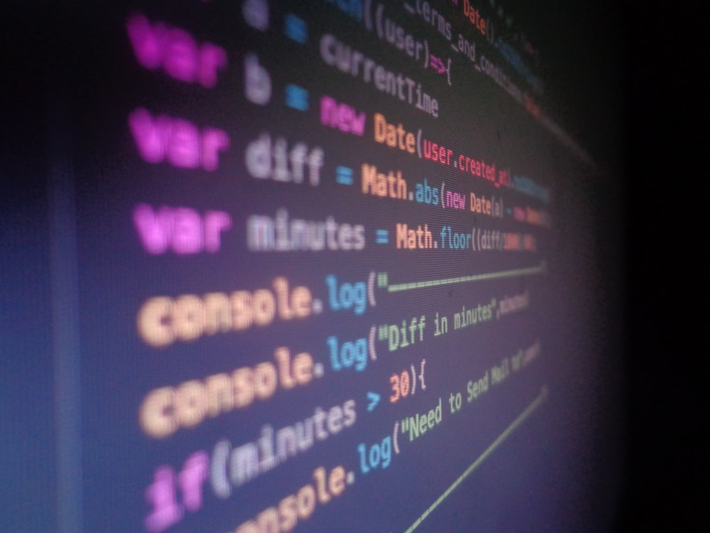 computer program screengrab