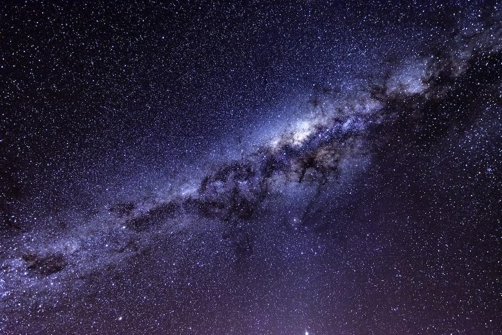 Milky Way Galaxy wallpaper