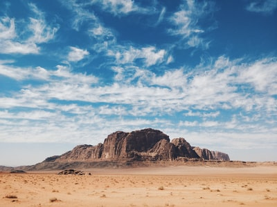 landscape photography of mountains and sky jordan teams background
