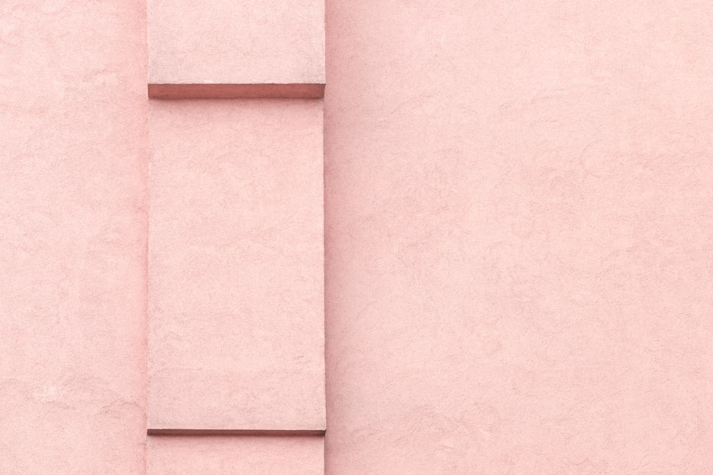 pink surface