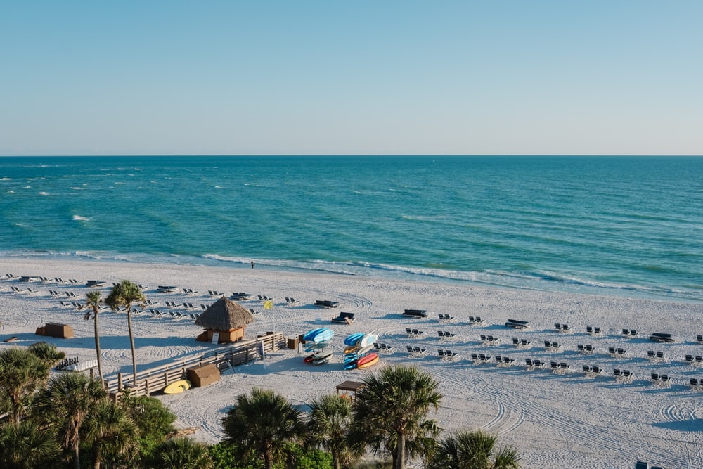 Florida Coast: Meet The Five Best Beaches In Florida!